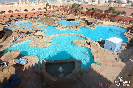 Besoin de vacances ? Bienvenus en Egypte.