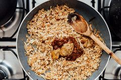 Croquetes de Carne de Porco Desfiada com Mostarda Escura - Cozinha Dal Bó