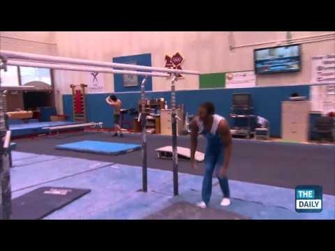 Olympics Preview: John Orozco, gymnast