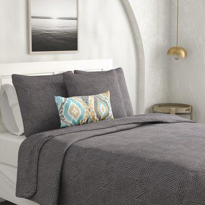 Trent Austin Design Zia Quilt Set Quilt Sets Ruffle