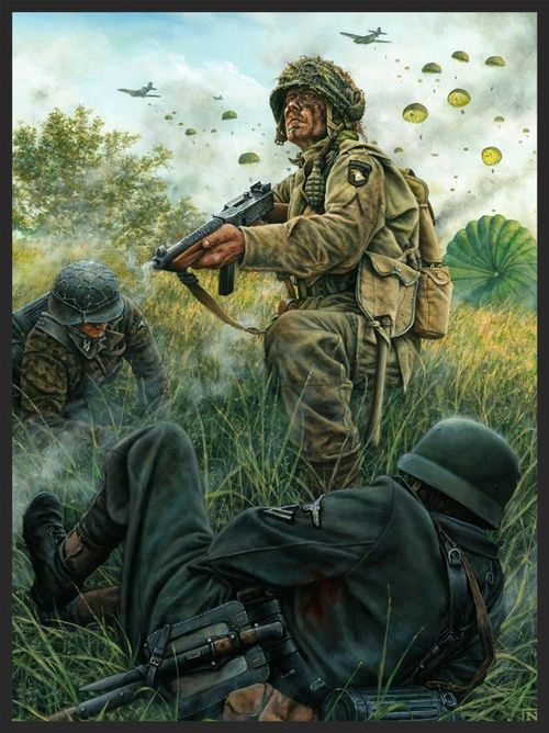 101st AIRBOURNE INFANTRY