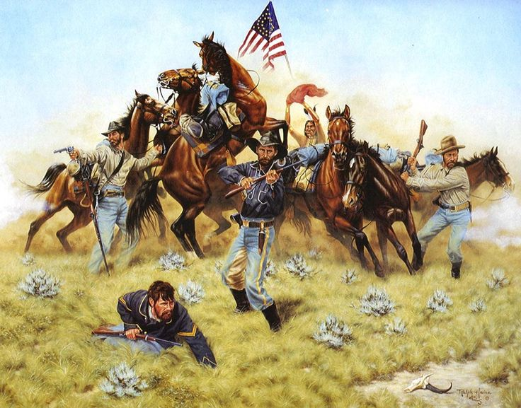 "custer's last stand | CUSTER'S LAST STAND"" ~ ON THIS DATE IN 1876 
