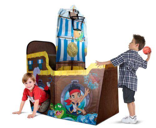 Playhut Jake and the Neverland Pirates - Bucky Play Structure PlayHut