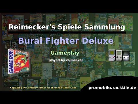 Reimecker's Spiele Sammlung : Burai Fighter Deluxe