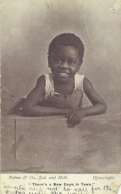Blacks in postcards « Buku – Bibliotheca Surinamica