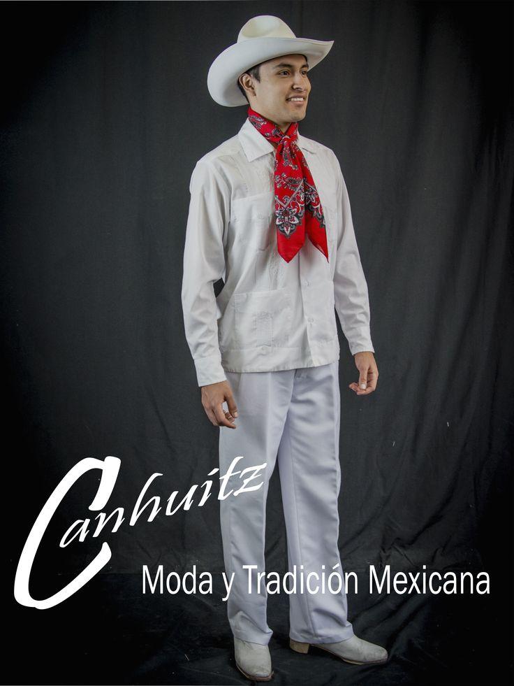 """Traje Jarocho Estado de Veracruz, México Región: Sotavento  Traje tradicional para bailar sones jarochos como """"El Colás"""", La Bamba"""", """"El Huateque"""", entre otros"""