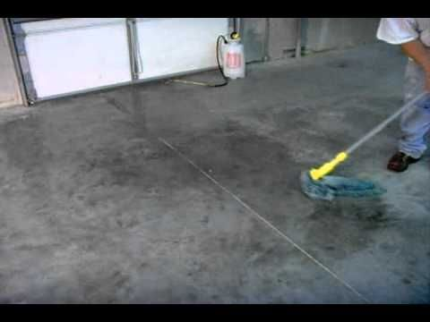 How To Apply Concrete Sealer To A Smooth Surface Www Sealgreen Com
