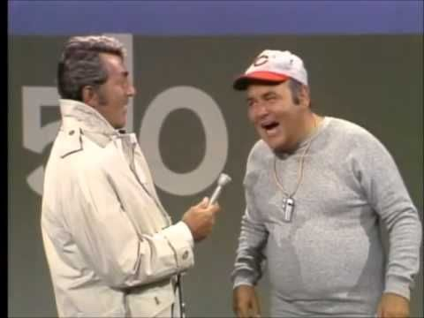 Football Comedy Routine | Dean Martin And Jonathan Winters : Video Clips From The Coolest One