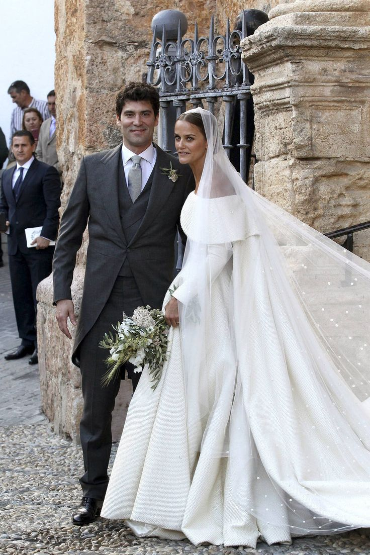 La boda del magnate colombiano y la noble británica