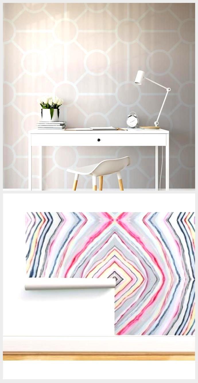 Pink Geometric Peel And Stick Wallpaper Blush Accent Wall Wallpaper Removable Wallpaper Stick Wallpaper Accent Wall Wall Wallpaper Stick On Wallpaper