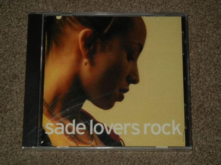 sade sade loves rock cd music r b soul female vocals songs epic 2000 contemporaryrb. Black Bedroom Furniture Sets. Home Design Ideas