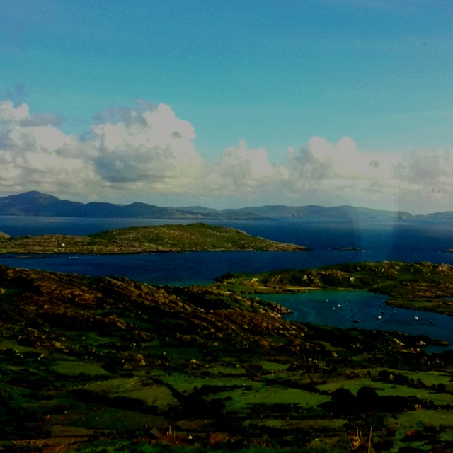 Beginning the ring of Kerry: Ireland Heavens, Favorite Places, Beautiful Places, Rings Of Kerry