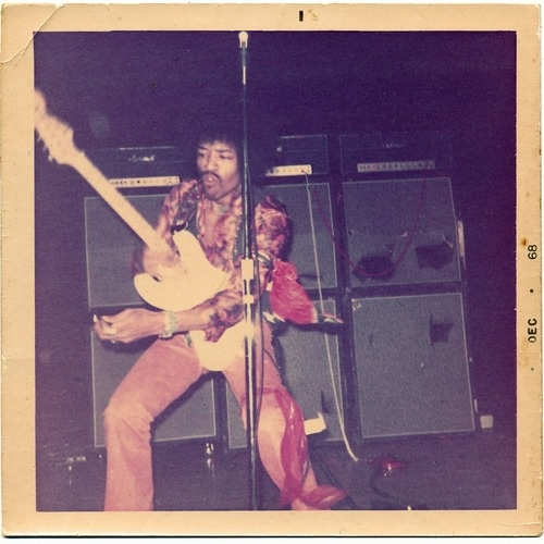 december 68 Jimi Hendrix interview with Tony Glover - Interview