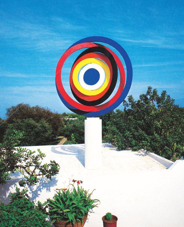"""NASSOS DAPHNIS, """"The sphere"""", 1988"""
