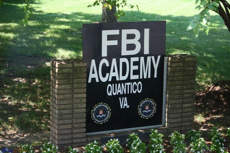 quantico | FBI Academy, USMC Base Quantico, Quantico, Virginia, USA