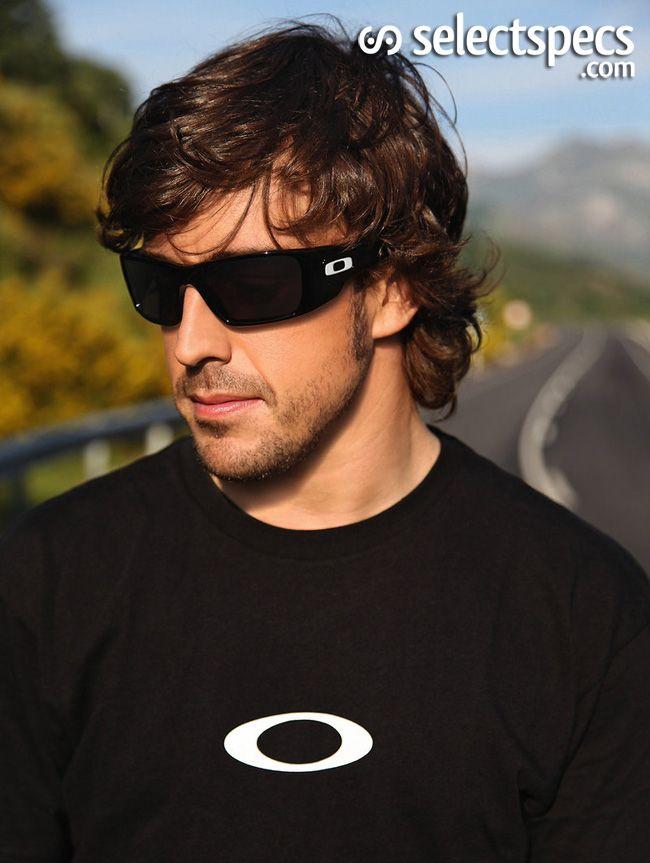 Fernando Alonso Joins Oakley