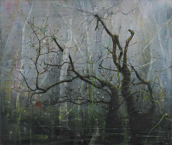 'Sighting' by Elizabeth Magill from the John Moores Painting Prize 2012. http://www.liverpoolmuseums.org.uk/walker/johnmoores/recent-exhibitions/jm2012/gallery/index.aspx