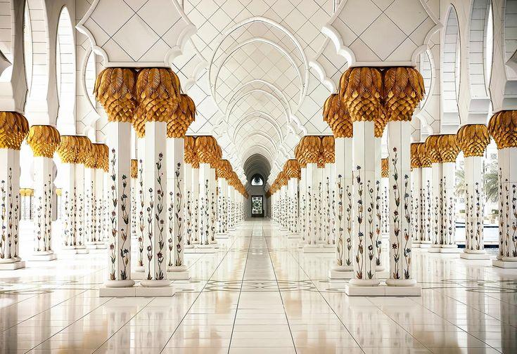 1X - Sheikh Zayed Mosque - Abu Dhabi by Sedef ISIK