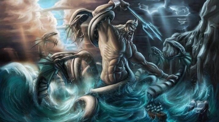 Conoce a los principales dioses olimpicos