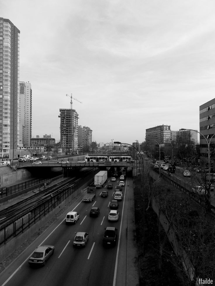 Somewhere in Santiago de Chile