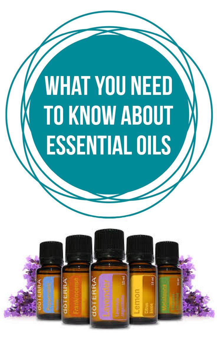 Essential Oils FAQ's | Healthy Belly Happy Mind