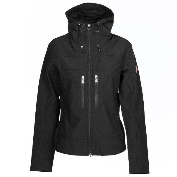 Wellensteyn Dynamica Damen Softshell Jacke black