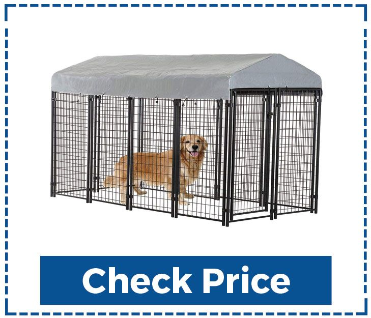 30 Best Outdoor Dog Kennels 2020 Reviews Updated Guide In 2020 Dog Kennel Outdoor Outdoor Dog Dog Kennel Panels