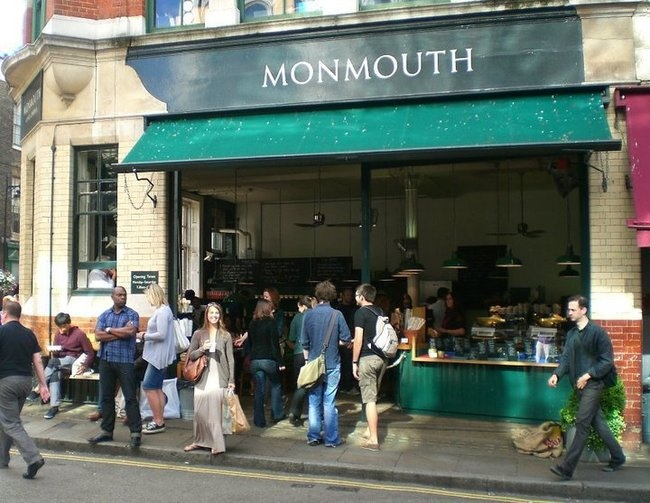 Monmouth, London.
