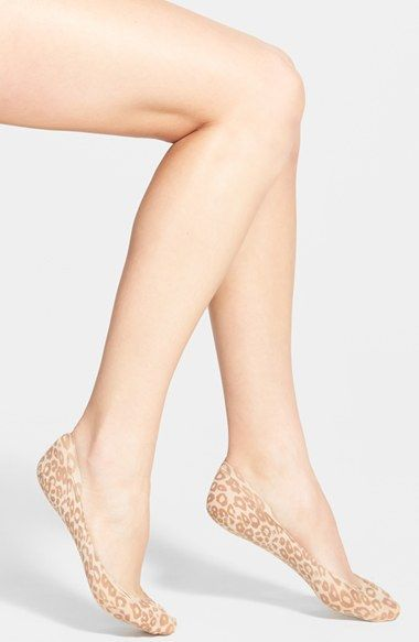 DKNY 'Ballerina' Liner Socks available at #Nordstrom