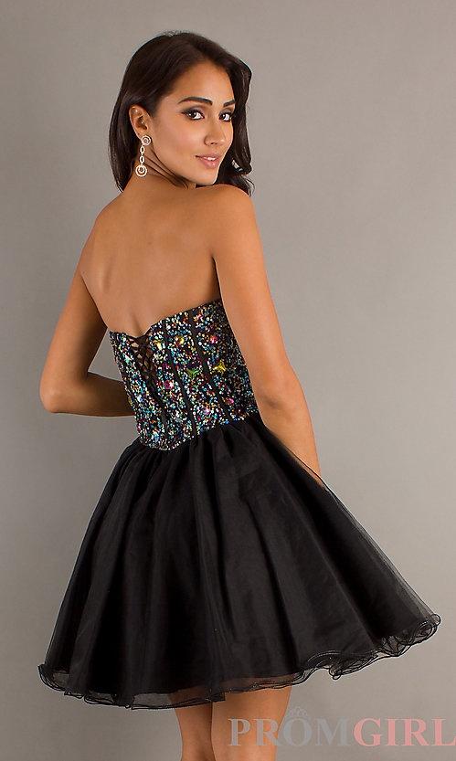 short+semi+formal+dresses+2013