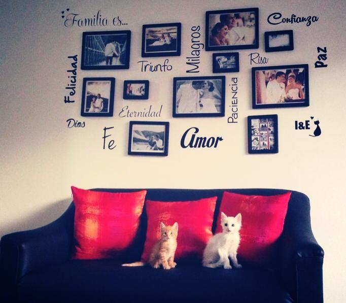 Las 25+ mejores ideas sobre Cuadros para sala en Pinterest