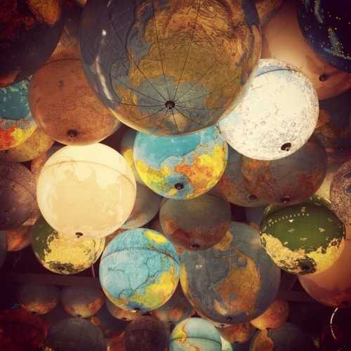 Globe lighting