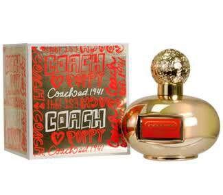 Coach Perfume: Orange.  My favorite, it makes me feel beautiful. <3