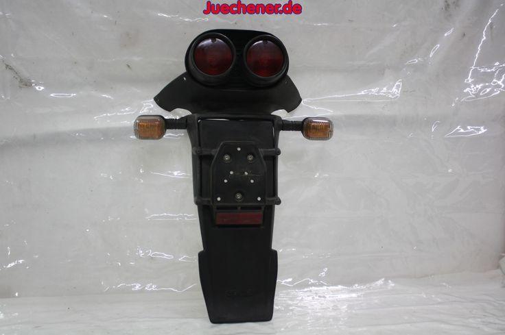 Aprilia SR 50 Kennzeichenträger Rücklicht  #Blinker #Bremslicht #Kennzeichenhalter #Kotflügel #Rücklicht #Schutzblech