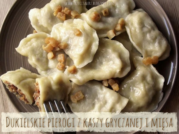 Pierogi oszukańce - kuchnia podkarpacka    Pierogi oszukańce na weekendowy obiad wybrałam z dwóch powodów. Po pierwsze zaintrygowała mnie ...
