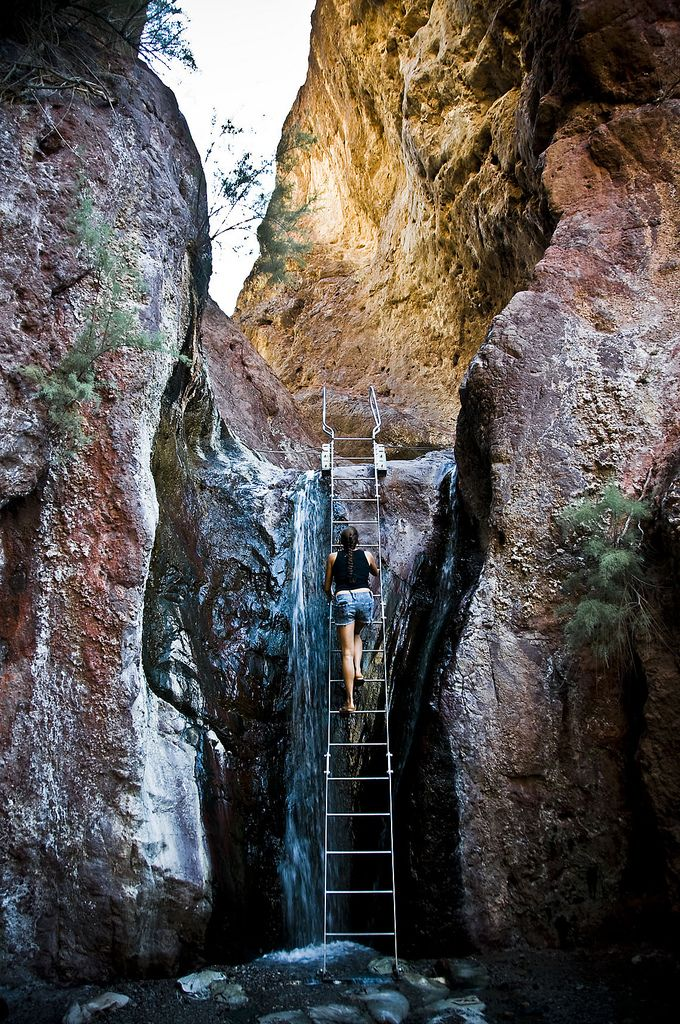 Arizona has plenty of water spots to cool off but what about spots for a warm soak? Check out this hot spring in Arizona.