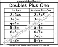 28 best images about doubles doubles plus one on pinterest equation addition worksheets and. Black Bedroom Furniture Sets. Home Design Ideas