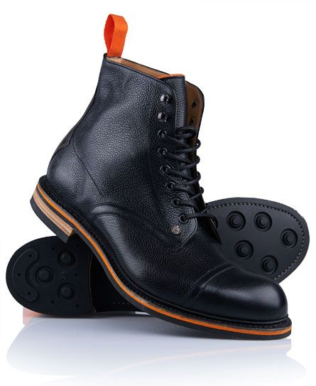 Superdry Nickleby Boots