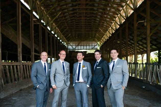 A Rustic Summer Wedding at a Working Family Farm in Washington State
