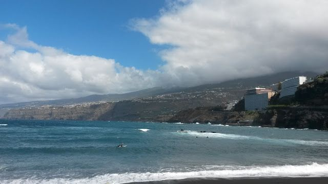 Tenerife Weather Forecast From 10 to 16 October