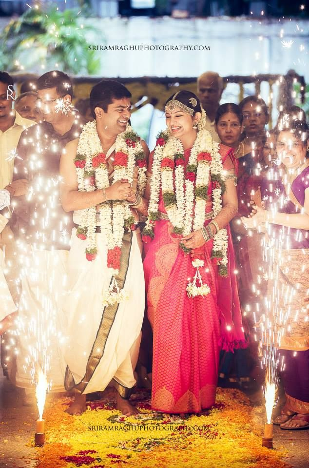 South Indian kalyanam / wedding / Indian wedding