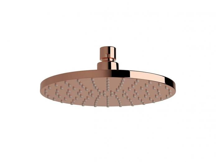 Milli Pure 180 Overhead Shower Rose Gold