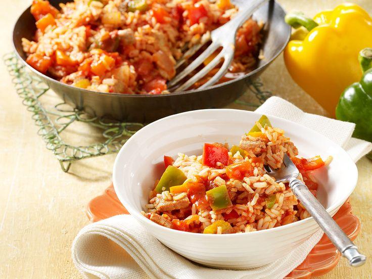 Serbisches Reisfleisch ist ein echter Dauerbrenner unter den Alltagsgerichten und schmeckt wie bei Mama! So geht's Schritt für Schritt.