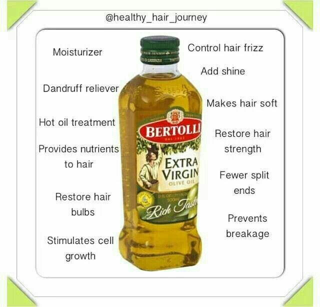Cooking Olive Oil For Natural Hair