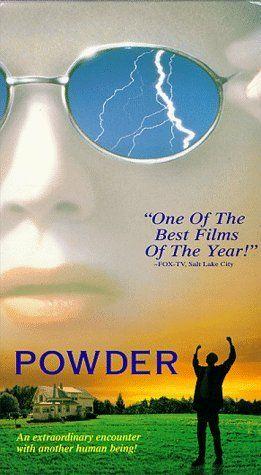 POWDER: Mary Steenburgen, Sean Patrick Flanery, Lance Henriksen - 1995