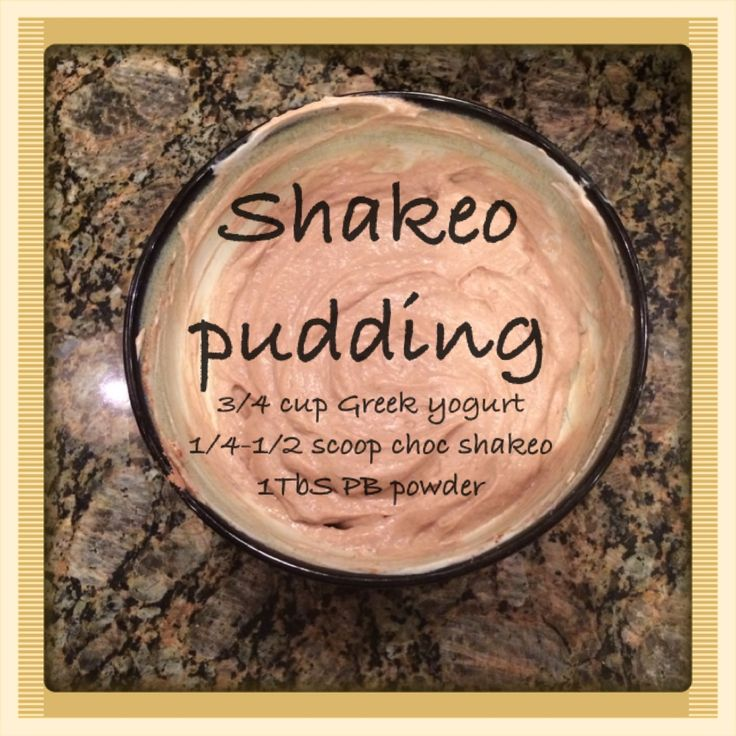 Shakeology is far and away the best meal replacement shake out there but it also can be used to make some amazing - guilt free desserts!
