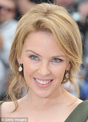 Kylie Minogue Cannes 2012