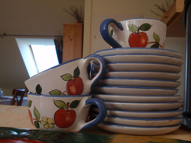 #PatakiKerámia csészék / #patakiceramics cup #breakfastroom #boulevardcityhu