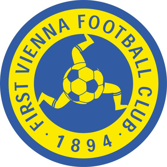 First Vienna FC. The 3 legged football was too funny not to add.