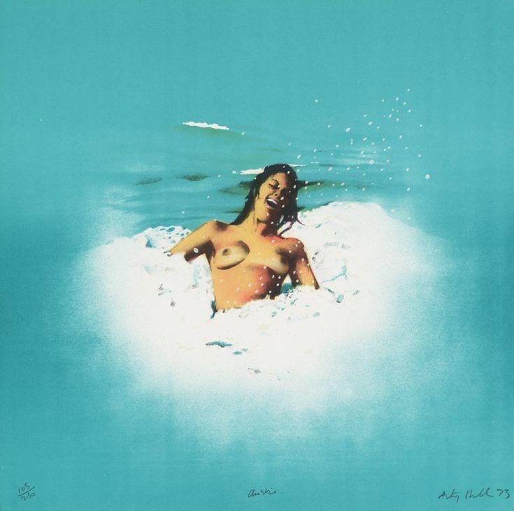 Antony Donaldson 'Christine', 1973 © Antony Donaldson